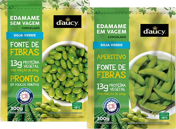 edamame soja verde congelado daucy